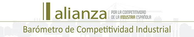 Barómetro de Competitividad Industrial