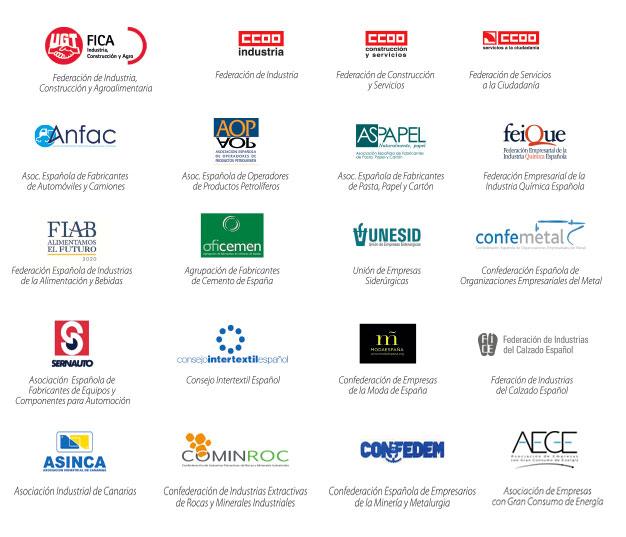 Alianza por la competitividad de la Industria Española